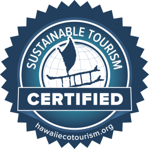 Ecotourism Certification Seal