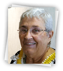 Annette Kaohelaulii, Kailua