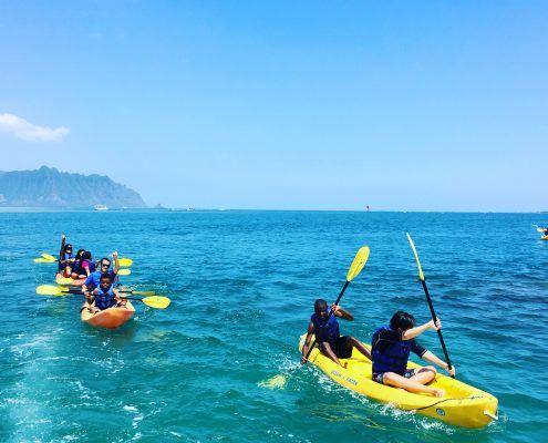 Holokai Kayaking Adventures