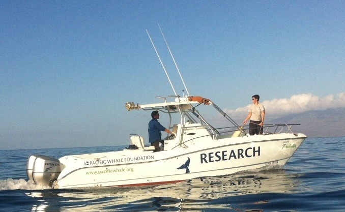 PWF Research Vessel