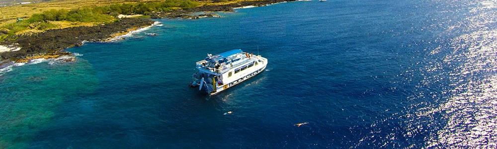 Body Glove Cruises Aerial Wide medium