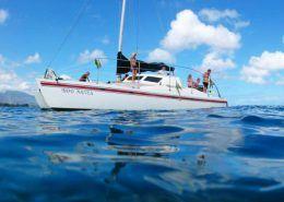 Body Glove Cruises north shore snorkel
