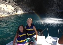 Na Pali Experience waterfall