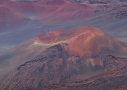 Temptation Tours cinder cone in haleakala