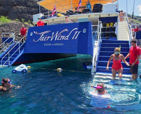 fair wind cruises Fair Wind Stairs