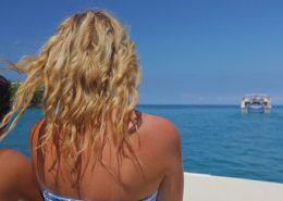 fair wind cruises Hula Kai Couple Horizon