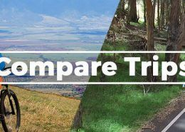 haleakala bike company compare trips button
