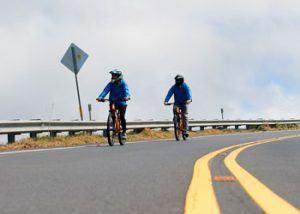 haleakala bike company eucalyptus ridingriders on haleakala