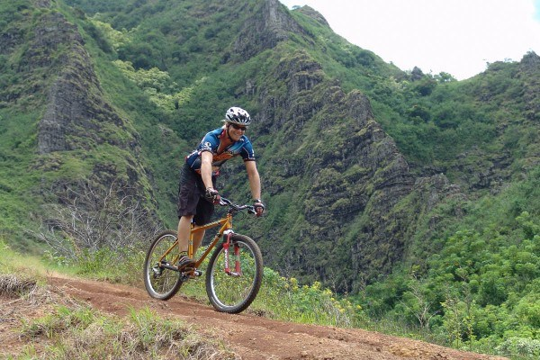 hawaii kayak hawaii mountain biking