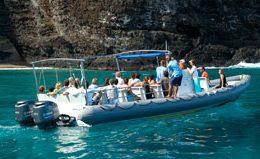 holo holo charters napali raft tour