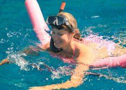 holo holo charters snorkeling is fun