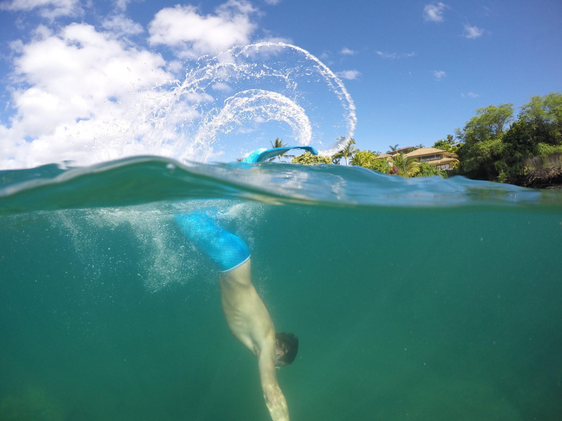 hawaii mermaid adventures swimming e