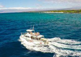 kona honu divers boat