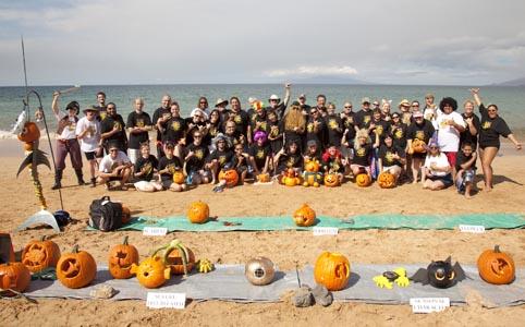 maui dreams dive company pumpkinsw