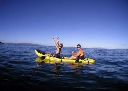 maui kayak adventure KayakYoungcouple e