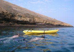 maui kayak adventure MolokiniKayakSnorkelers e