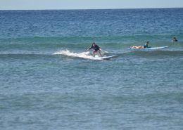maui surf lessons UkumehamefromShoredowline