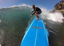 maui surf lessons WIllonSoftopSmallbarrel