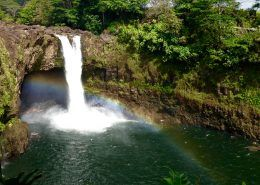 mauka makai adventures rainbowfalls