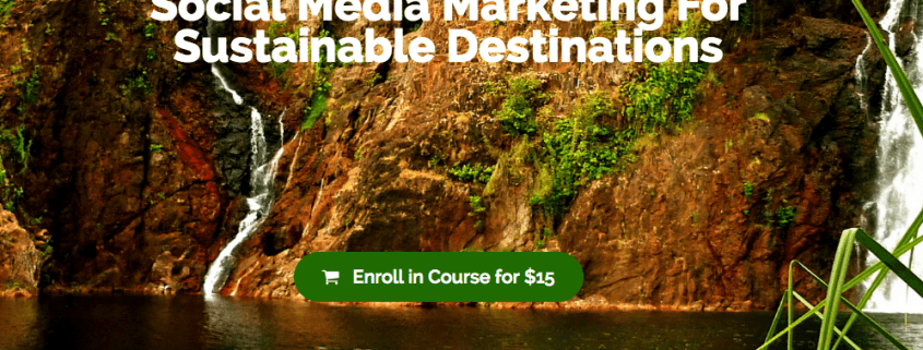 social media marketing for destinations
