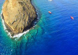 Redline Rafting Molokini Reef
