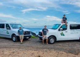 oahu photography tours vans